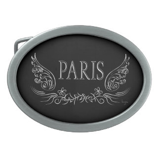 PARIS, France Belt Buckle