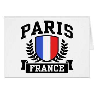 Paris France Cards