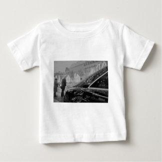 Paris France Champs Elysées Back LCA lomographic a Tee Shirt