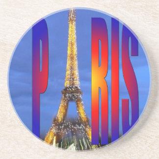Paris France Coasters