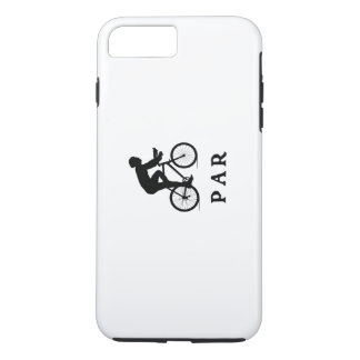 Paris France Cycling PAR iPhone 7 Plus Case