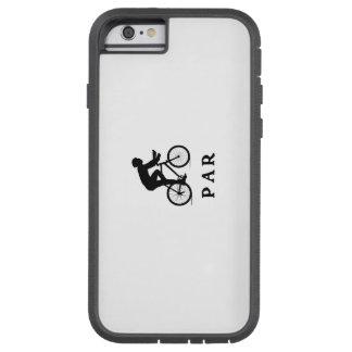 Paris France Cycling PAR Tough Xtreme iPhone 6 Case