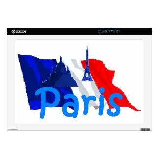 Paris France Decals For Laptops