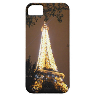 Paris, France - Eiffel Tower at Night iPhone SE/5/5s Case
