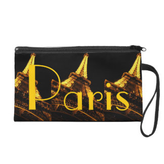 Paris France Eiffel Tower Bagettes Bag