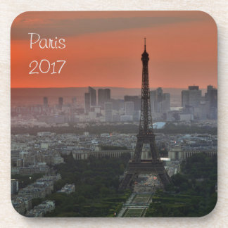 Paris, France Eiffel Tower Coaster