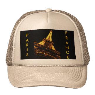 Paris, France, Eiffel Tower, Hat