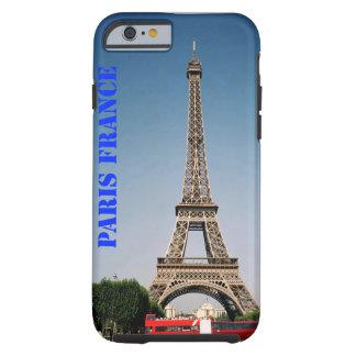 Paris France Eiffel Tower iPhone 6/6s, Tough Tough iPhone 6 Case