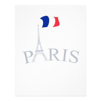 Paris, France Flyer