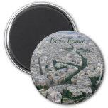 Paris, France Fridge Magnet