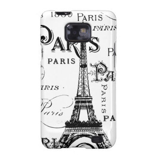 Paris France Gifts and Souvenirs Samsung Galaxy SII Cover