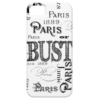 Paris France Gifts and Souvenirs iPhone 5 Cover