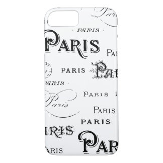 Paris France Gifts and Souvenirs iPhone 7 Case