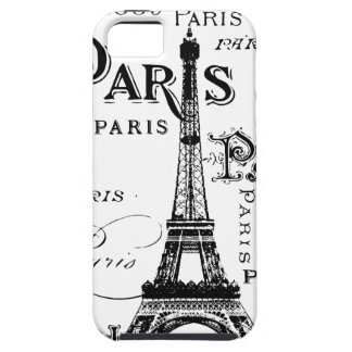 Paris France Gifts and Souvenirs iPhone SE/5/5s Case