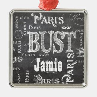 Paris France Gifts and Souvenirs Ornament