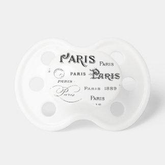 Paris France Gifts and Souvenirs Pacifier