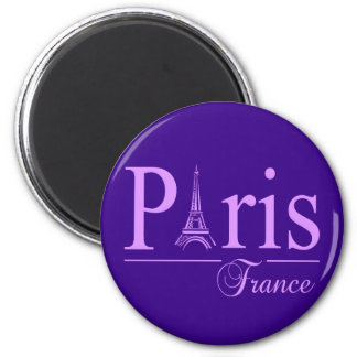 Paris France magnet