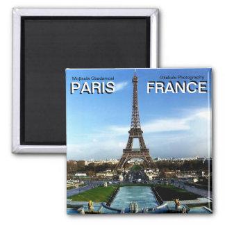 Paris France Magnet Mojisola A Gbadamosi Okubule