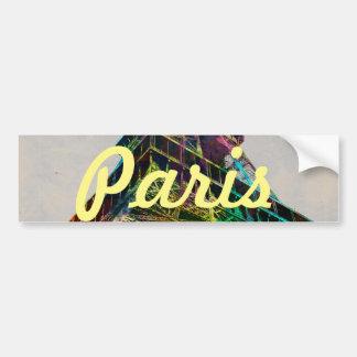 PARIS, FRANCE MCLR - BUMPER STICKER