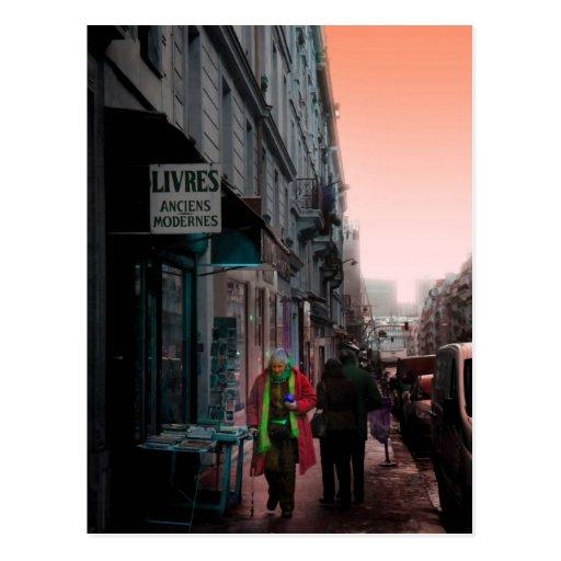 Paris, France Post Card