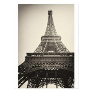 Paris France Post Card