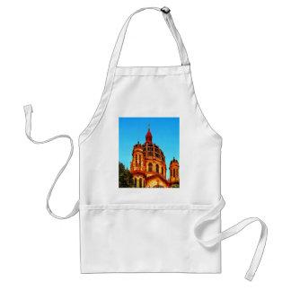 paris france saint augustin landmark aprons