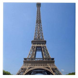 París, Francia 3 Azulejo Cuadrado Grande