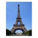 París, Francia 3 Tarjeta Postal