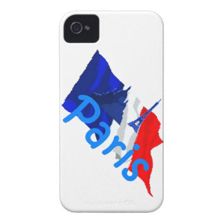 París Francia Funda Para iPhone 4