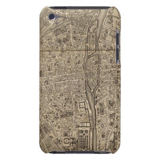 París Francia iPod Touch Case-Mate Protector