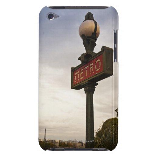 París, Francia iPod Touch Coberturas