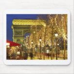 París--Francia [kan.k] Alfombrilla De Raton