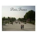 París, Francia Postal
