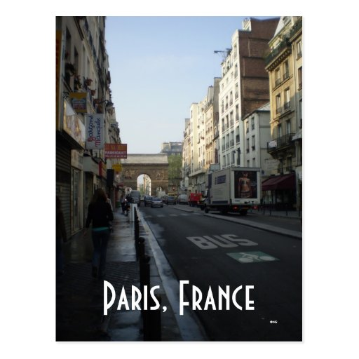 París, Francia Postales