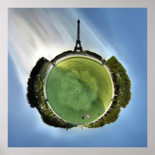 París, Francia Poster