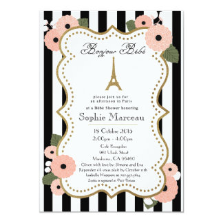 french baby shower invitations announcements zazzle