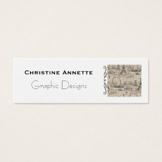 Paris French Business - Calling Card