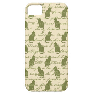 Paris French Cats iPhone Case