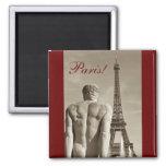Paris ~ Fridge Magnet