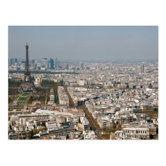Paris from Above II Post Cards
