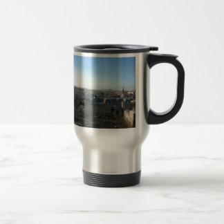 Paris from Notre-Dame Travel Mug
