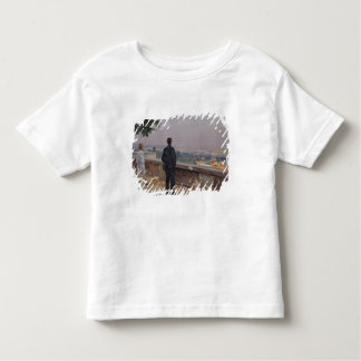 Paris from the observatory at Meudon Toddler T-shirt