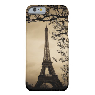 París Funda De iPhone 6 Barely There