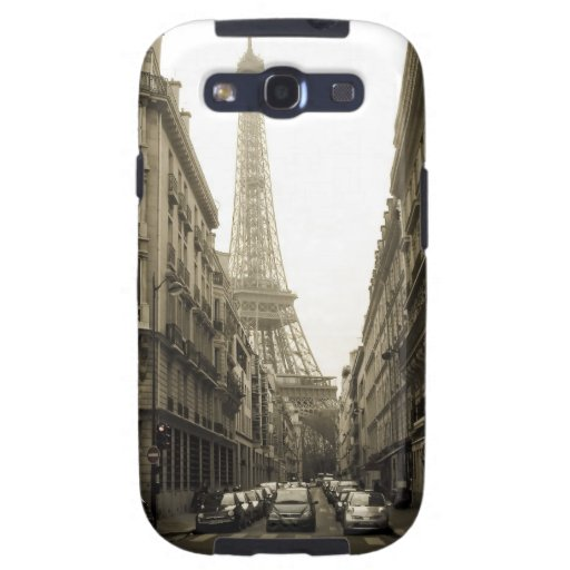 Paris Galaxy S3 Covers
