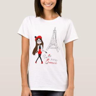 Paris Girl T-Shirt
