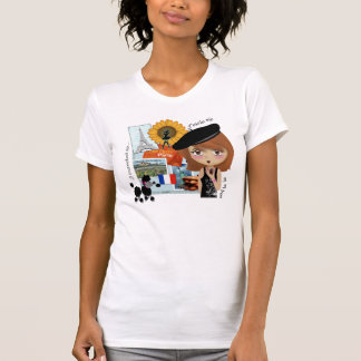 Paris Girl T-shirt