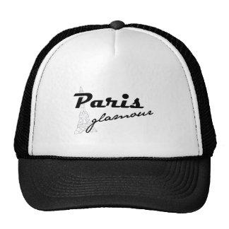 Paris Glamour Trucker Hat