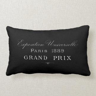 Paris Grand Prix 1889 Throw Pillows