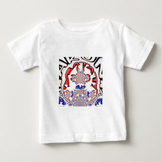 Paris Hakuna Matata Paris Blue Red White.png Baby T-Shirt