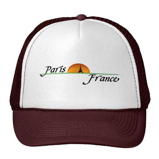 Paris Mesh Hat